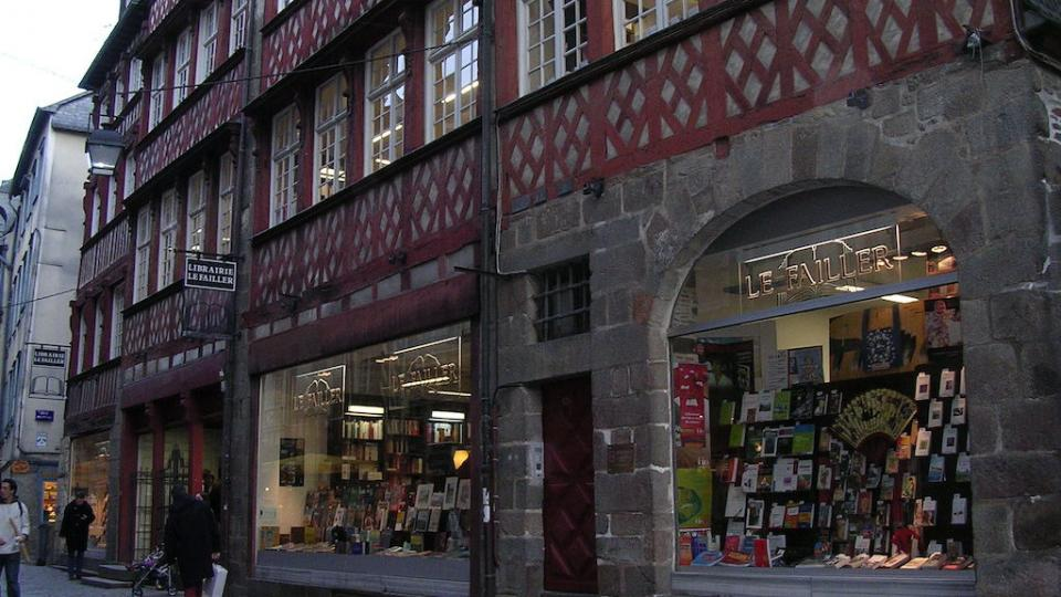 Photo librairie Le Failler Rennes